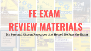 FE Exam Review Materials