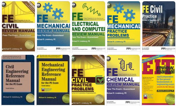 FE Exam Review Materials